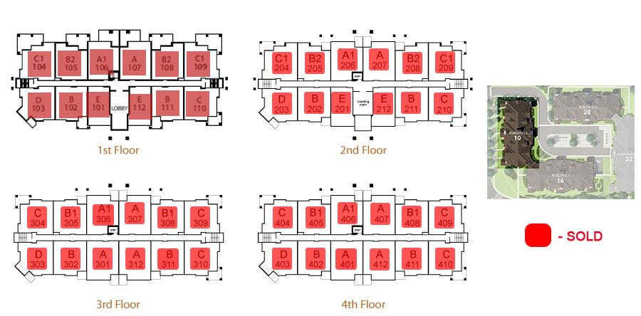 Floor Plans Stonecroft